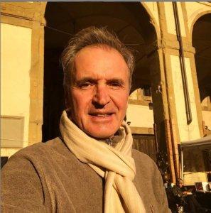 Славомир Лазаров, лицензированный гид по Флоренции