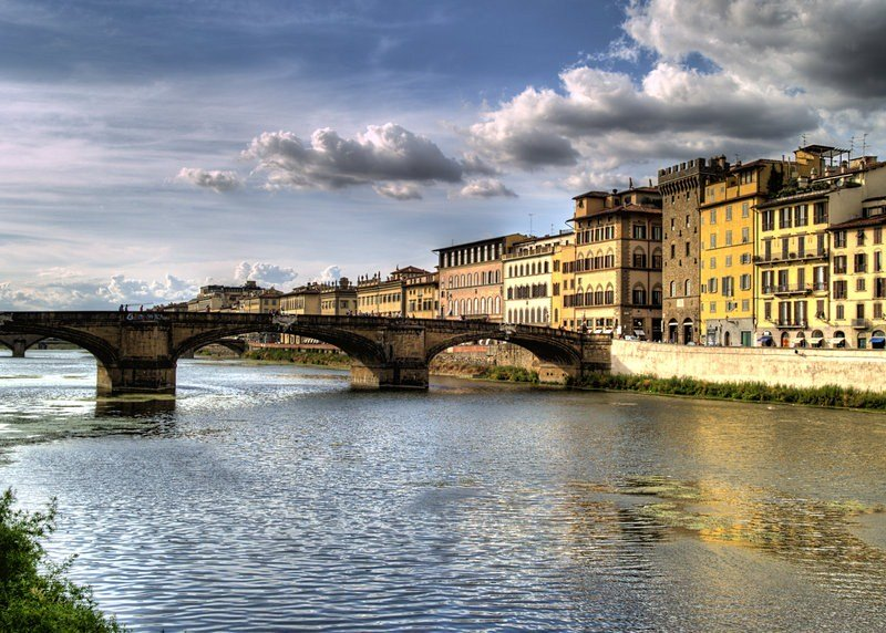 Флоренция мосты, туры