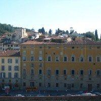 Коридор Вазари, Флоренция,. Италия туры