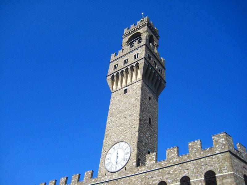 Палаццо Веккьо, ратуша Флоренция