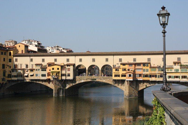 Флоренция достопримечательности, Понте-Веккьо
