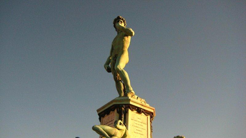 Италия, искусство