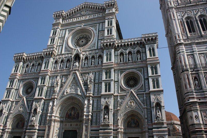 Флоренция, собор Святой Марии в цветах