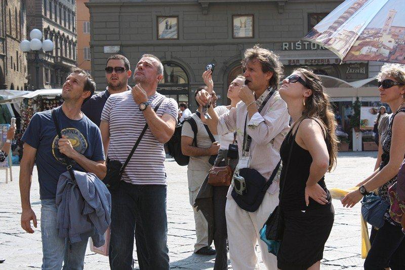 индивидуальный гид по Флоренции Славомир Лазаров, туры