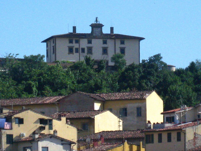 Италия, Форте Бельведере