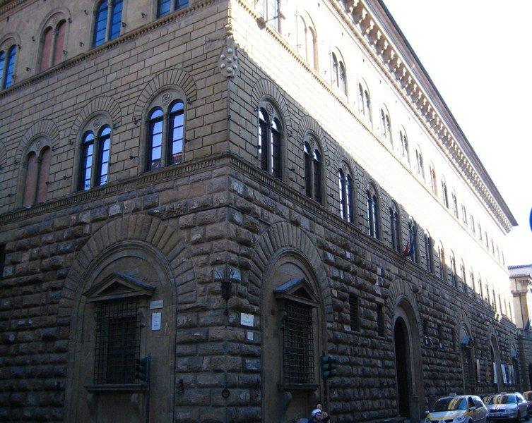 Палаццо Медичи-Риккарди, Флоренция