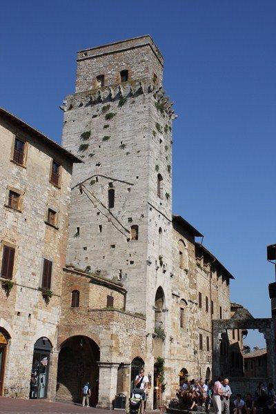 Тоскана, Сан-Джиминьяно