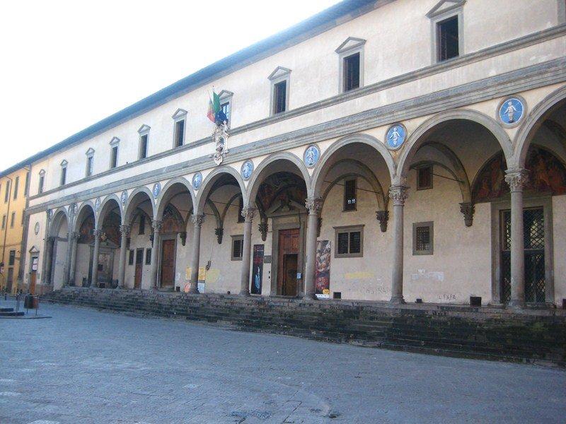 Воспитательный дом Флоренция