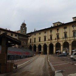 Тур по Ареццо (город Вазари и Петрарки)