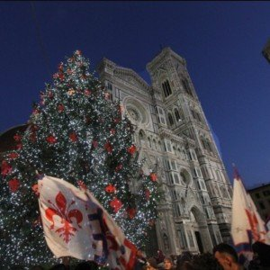 Новый год во Флоренции
