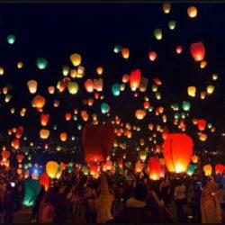 фестиваль фонариков во флоренции в сентябре