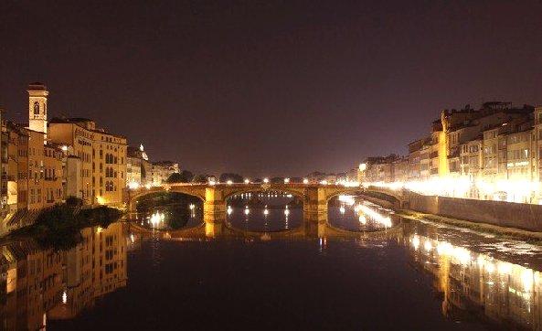 ночная экскурсия мост