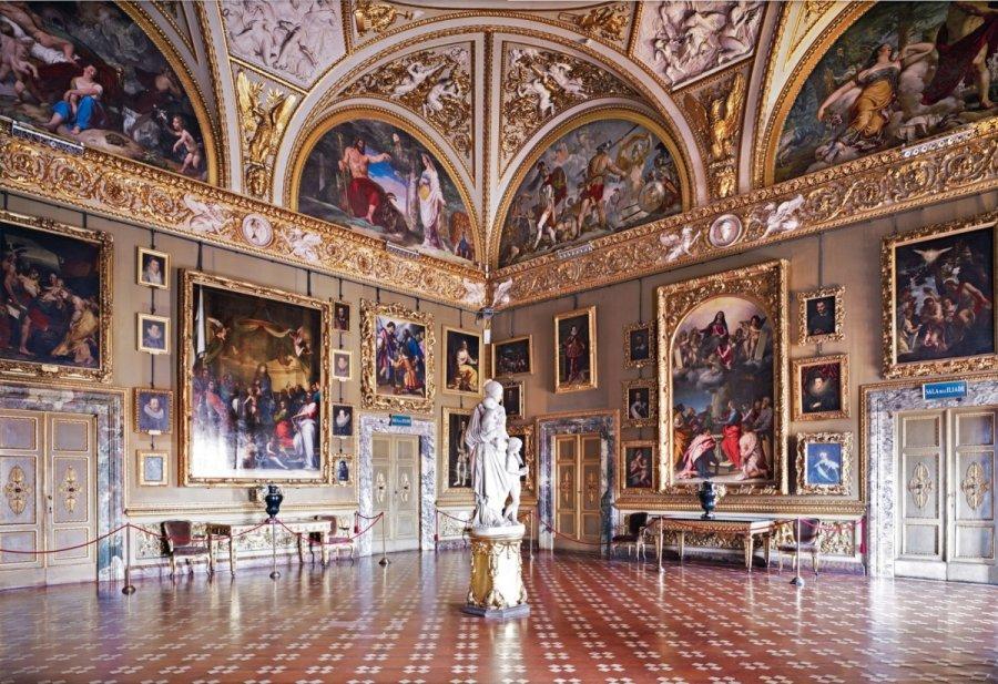 дворец питти фото