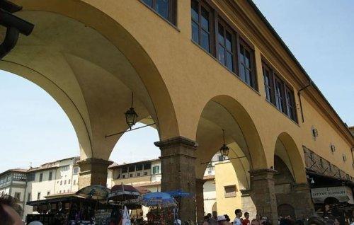 коридор вазари италия