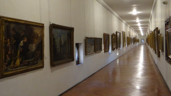 коридор вазари фото