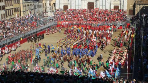 исторический футбол, во Флоренции