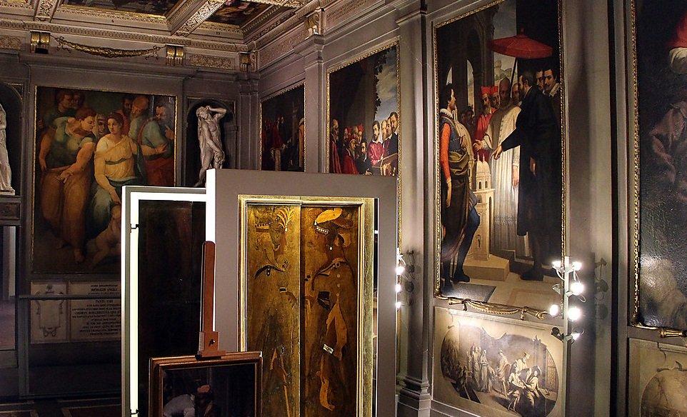 музей микеланджело
