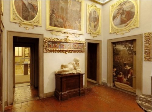 флоренция дом микеланджело