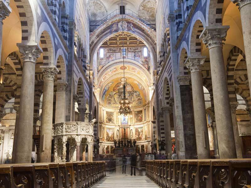 пиза собор экскурсия