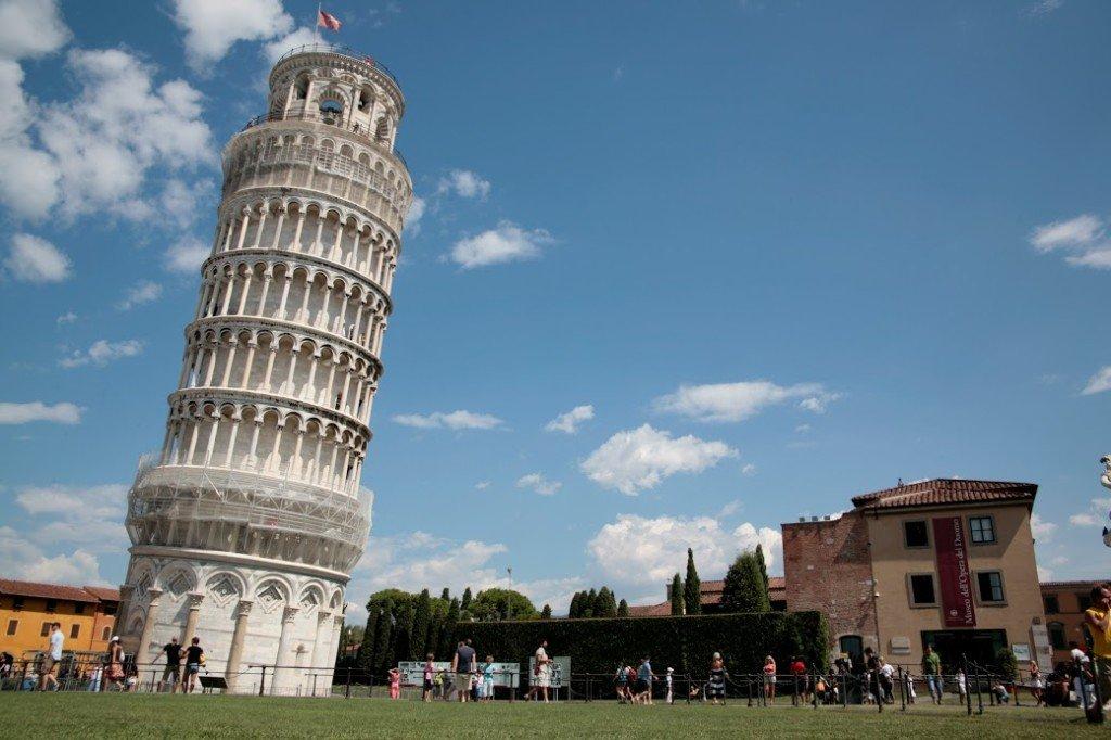 пизанская башня флоренция тур