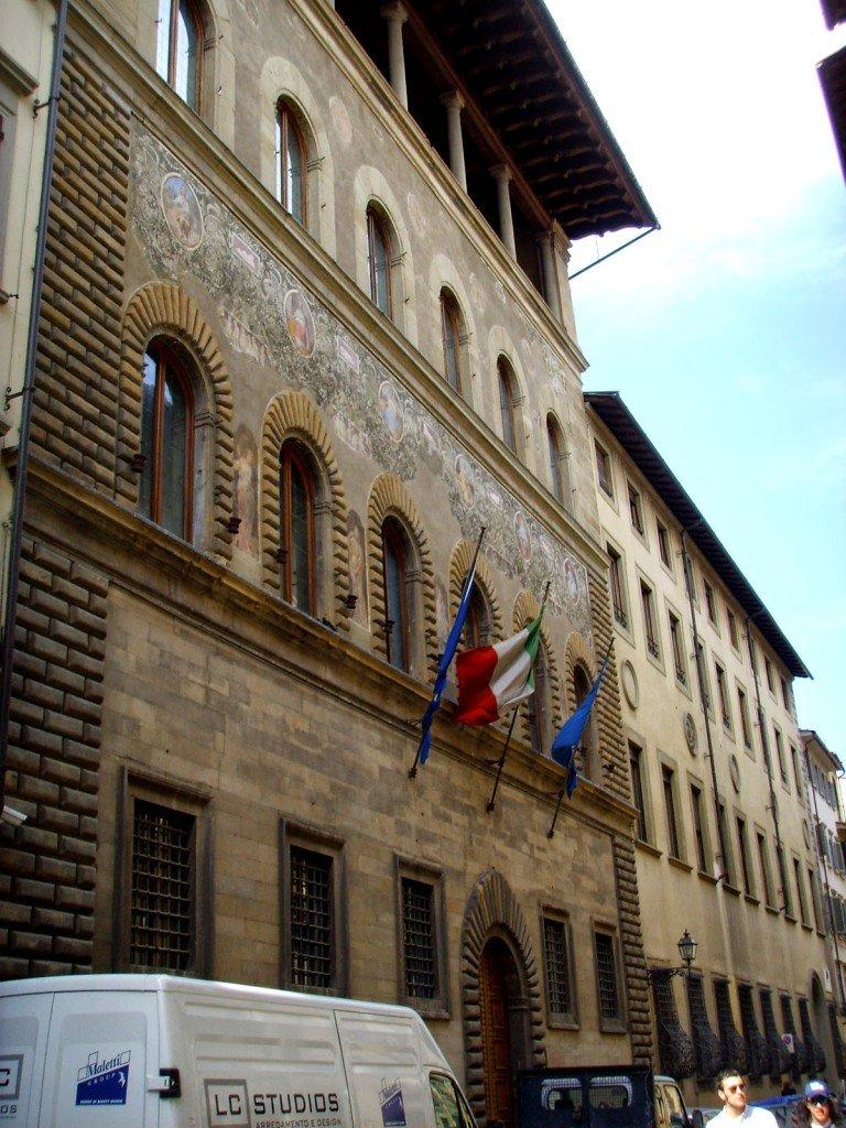 Palazzo_Бутурлин Флоренция