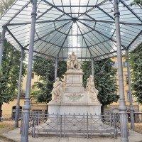 Памятник Демидову Флоренция