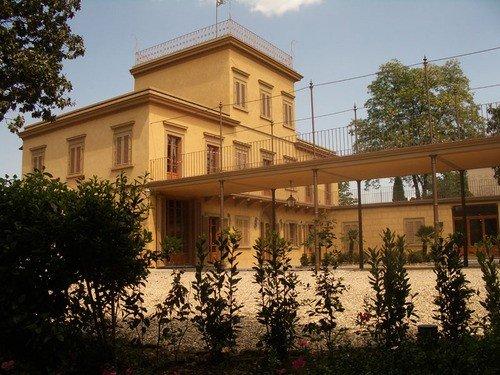 Дом Чайковского Италия