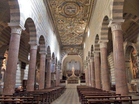 Кафедральный собор Вольтерра Тоскана
