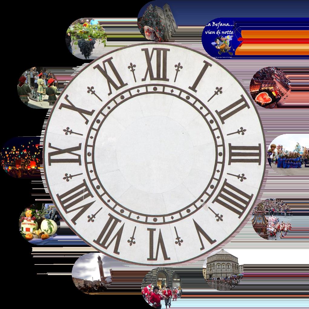 Календарь событий Флоренции