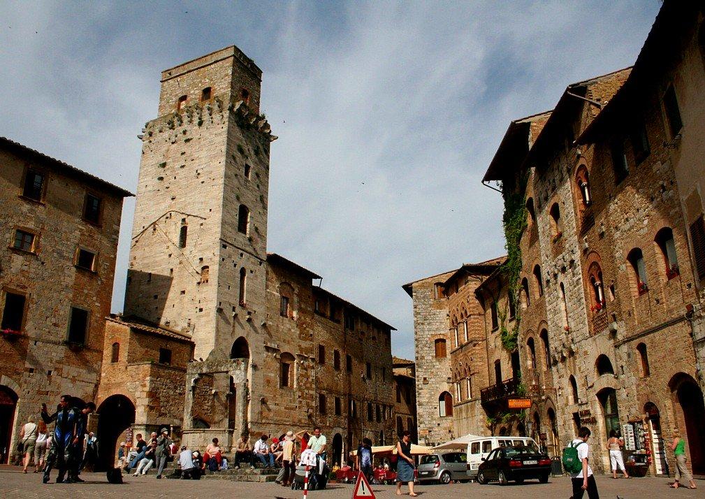 Экскурсии по Тоскане: Сан Джиминьяно