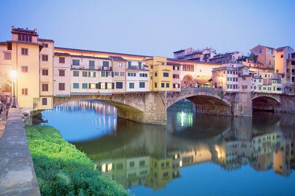 Трансфер «Рим – Флоренция»: Рим с обзорной экскурсией по Флоренции