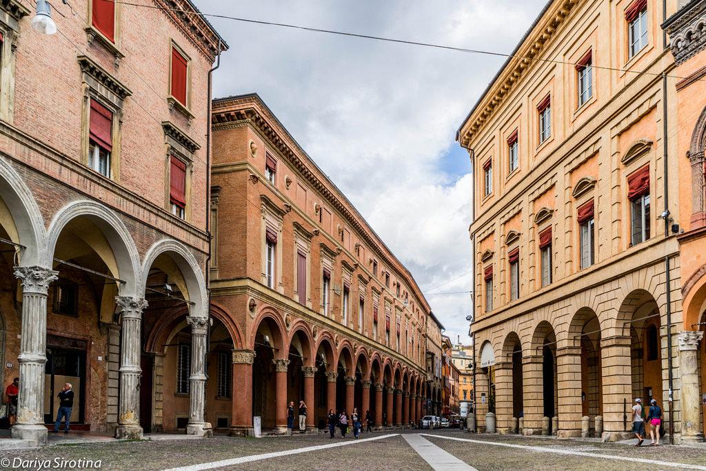 Болонья из Флоренции