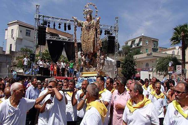 Феррагосто: праздник, который ждет вся Италия