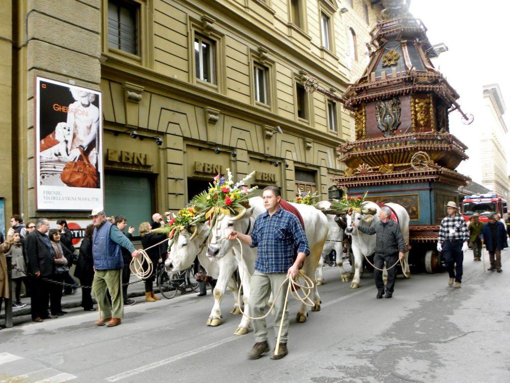 праздник Пасха Италия