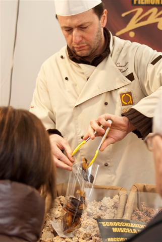 ярмарка шоколада Тоскана