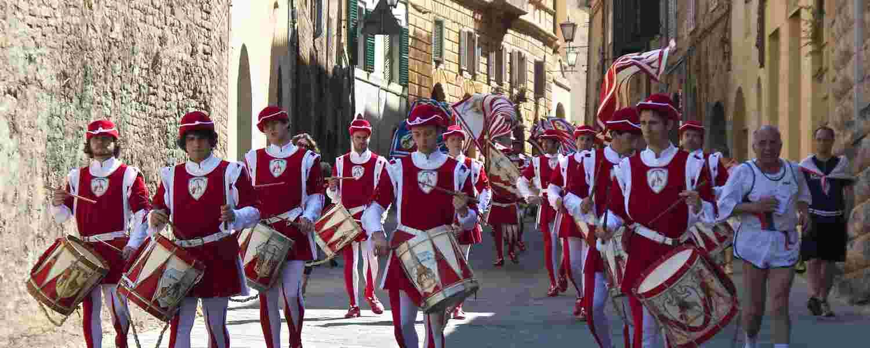 Тоскана в марте: посетите праздник в Сиене