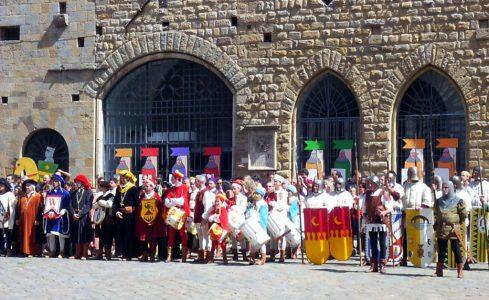фестиваль Вольтерра Италия