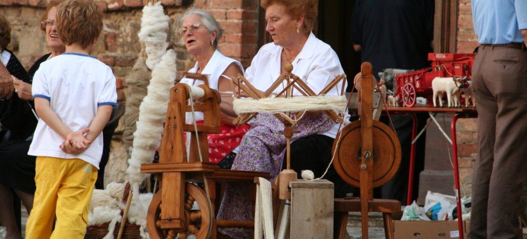 фестиваль ремесел италия