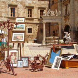 фестиваль ремесел Тоскана