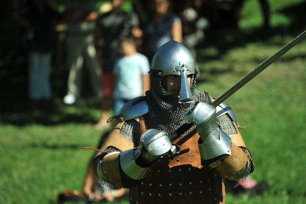Вольтерра: праздник настоящего средневековья