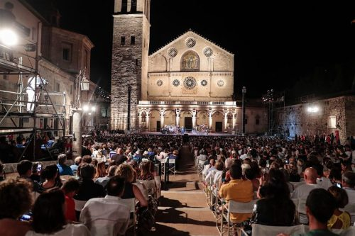 фестиваль сполето италия