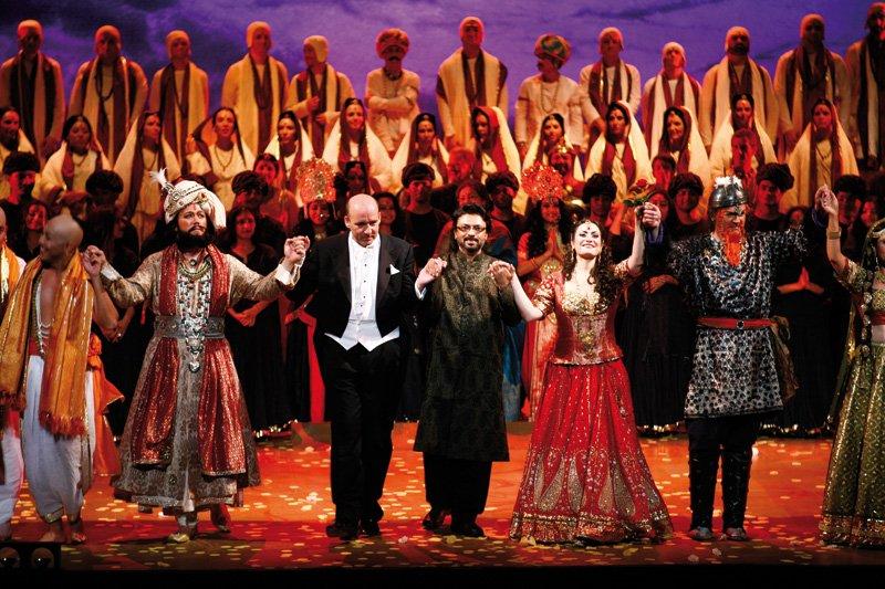 Театральный фестиваль в Сполето