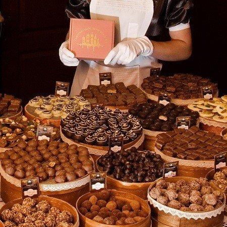 фестиваль шоколада флоренция
