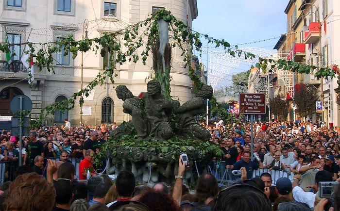 италия фестиваль октябрь
