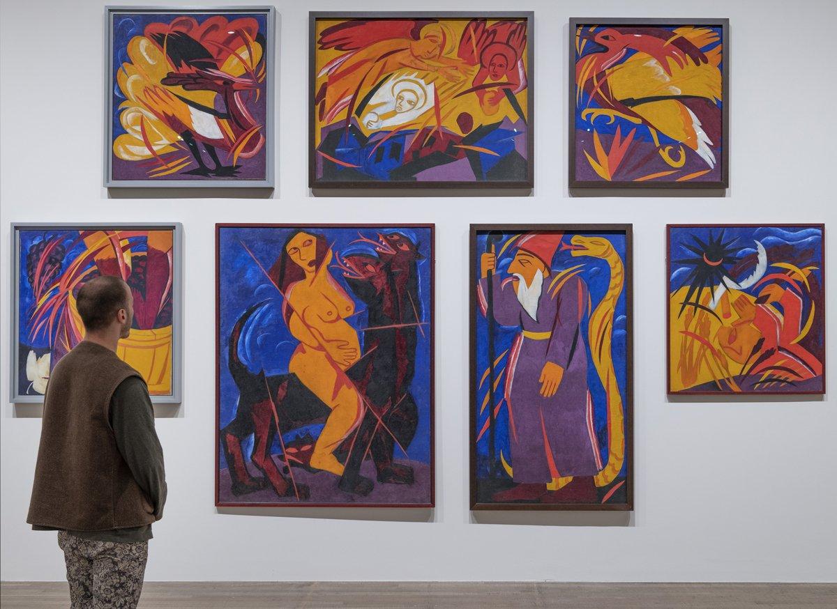 Выставка русской художницы приедет во Флоренцию
